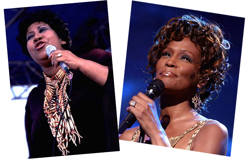 carla cauteruccio inspired by aretha franklin the queen of soul and whitney houston